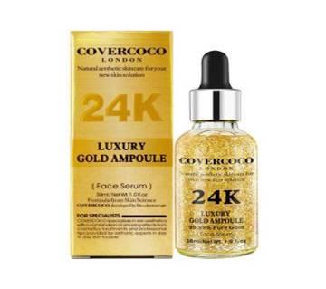 Covercoco 24K Gold Serum - Korea