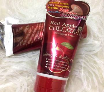 Skin Radiant Red Apple Face Wash (Thailand)
