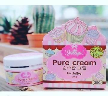 Pure Cream Jellys for skin care - Thailand