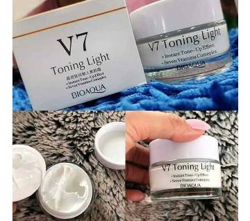 BIOAQUA V7 Toning Light cream - Korea