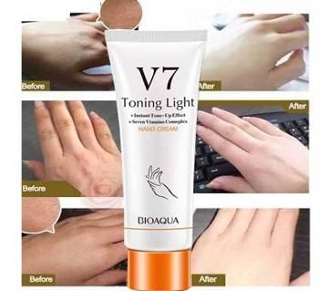 Bioaqua V7 Hand Cream - Korea