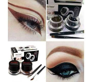 Music Flower Gel Eyeliner Set-55g-UK