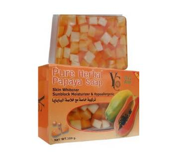 PAPAYA WHITENING SOAP-100g-Dubai