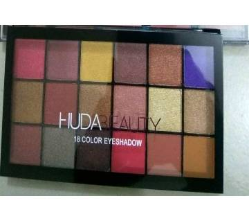 Huda Beauty 18Colors Eye -Shadow Palate