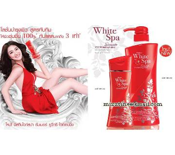 Red White Spa Lotion - Thailand