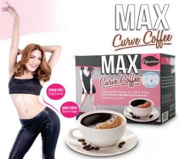 Max Slimming Coffee(10Pcs)-15gm-Thailand