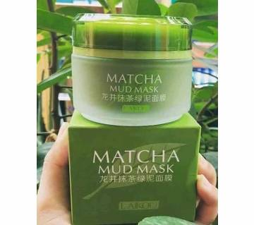 LAIKOU MATCHA MUD MASK - China