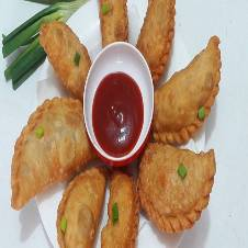 Chicken Fried Puli Pitha 15 Pcs