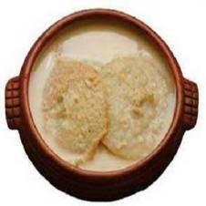 Milk Puli Pitha - 20 Pcs
