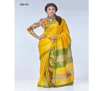 Dhanshiri tat cotton Saree