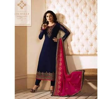 Unstitch Indian Designer Embroidery Dress -  F 20