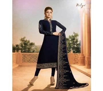 Unstitch Indian Designer Embroidery Dress -  F 21