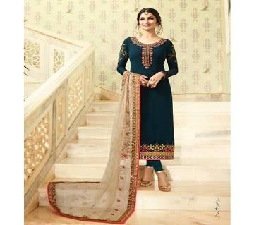 Unstitch Indian Designer Embroidery Dress -  F 23