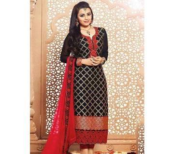 Unstitch Indian Designer Embroidery Dress -  F 25
