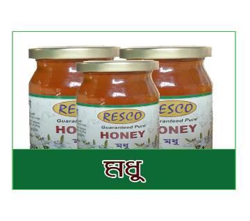 RESCO মধু - ১০০ গ্রামের ৩ পিস