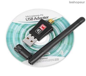 ওয়্যারলেস WiFi রিসিভার - 150Mbps