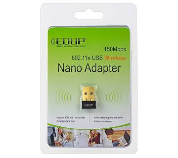 EDUP USB wireless WiFi adapter 150 Mbps