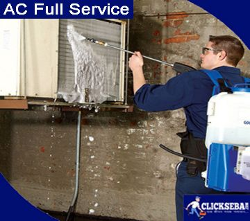 Air Conditioner Master Servicing