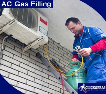 Air Conditioner Gas Filling
