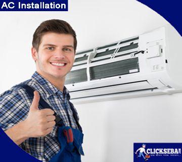 Air Conditioner Installation