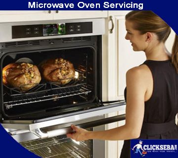 Microwave Oven Servicing