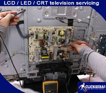 LCD / LED / CRT television servicing