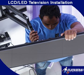 LCD/LED Television Installation
