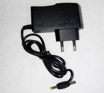 AC/DC Adapter for TV Card, Router and CC Camera - Black
