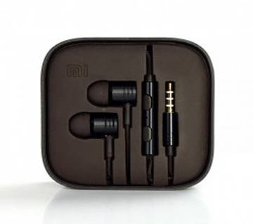 Xiaomi Mi Piston Earphone - Black (copy)