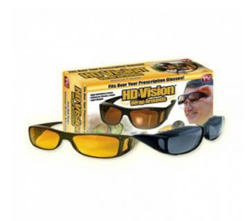 HD Vision Wraparound Sunglass