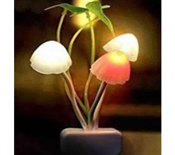 মাশরুম LED সেন্সর লাইট
