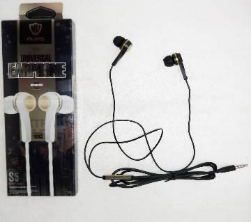 In-ear Headphones S5 for all Phones