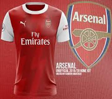 ARSENAL Half Sleeve Jersey 2019 (Copy)