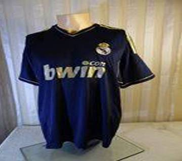 REAL MADRID Half Sleeve Jersey (Copy)