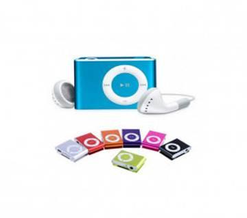 Mini Metal Clip MP3 Player