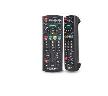 panasonic lcd tv remote control system