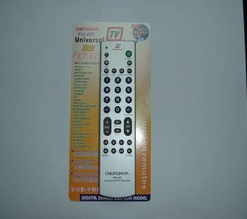 68 TV Remote Control System