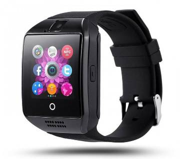 Q18 Smart Watch in BD Single Sim Gear
