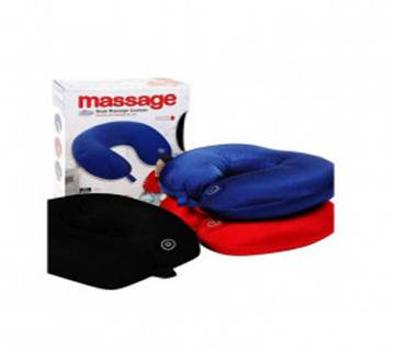 Vibrating Neck Massager Pillow