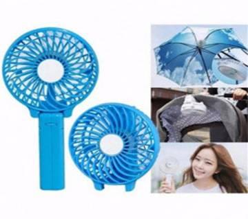 Portable Mini Handy Rechargeable Fan