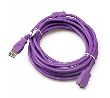 USB EXTENSION CABLE-5 MITER