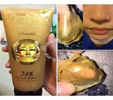 Mask Gold 24K পীল অফ মাস্ক 220ml Korea