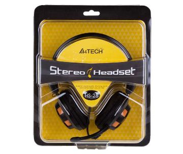 A4Tech HS-28 stereo headset