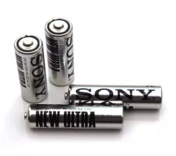 Sony Battery, 1.5V (2 Pcs)- AAA