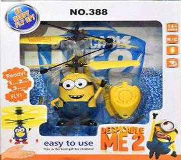DESPICABLE ME FLYING TOY FOR KIDS