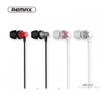 Remax RM-512 3.5mm Wired Music Earphone