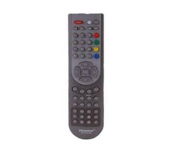 HISENSE TV REMOTE CONTROL SYSTEM