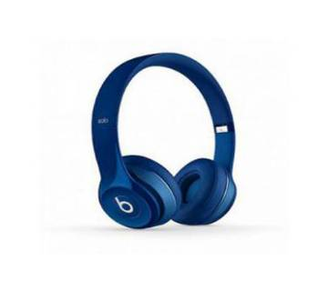 Beats Solo2 Wired On-Ear Headphone -Blue-(copy)
