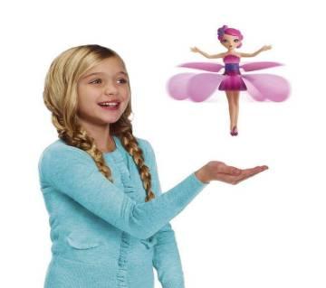 Minaliv Flying Fairy Doll