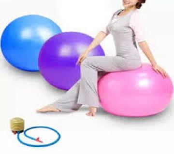Anti-Burst Fitness Exercise Stevility yoga Gym Ball ( 75cm )